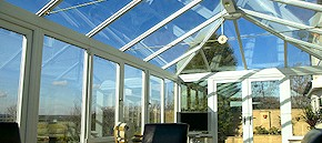 Roof cleaning and conservatory cleaning in Brighton and Portslade